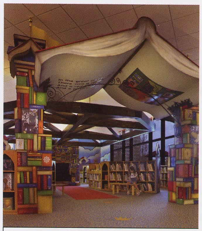My Father Sent Me This Photo Of A Library In Detroit If Anyone As Any